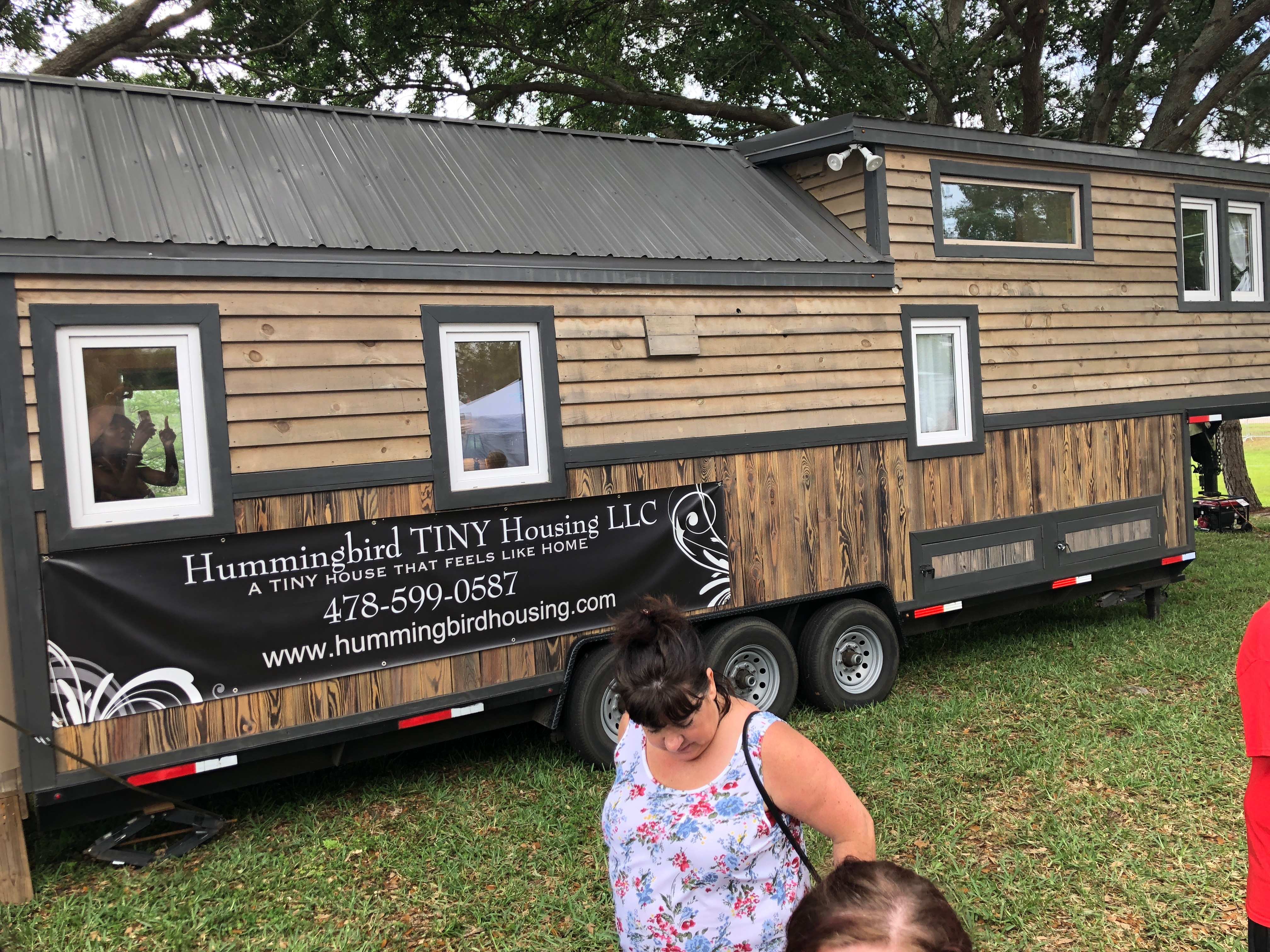 St Pete tiny house festival